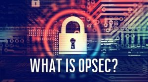 Operation Security OpSec